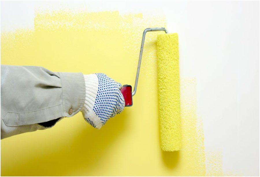 Cách pha loãng sơn tường đơn giản đúng kỹ thuật